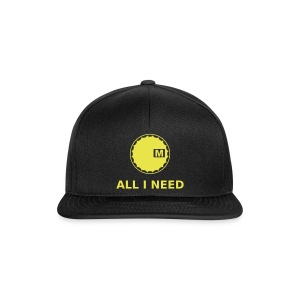 All i need Caps & Mützen - Snapback Cap