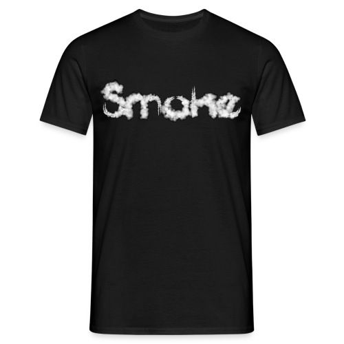 Smoke - Männer T-Shirt