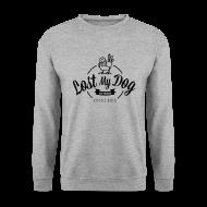 Hoodies & Sweatshirts ~ Men's Sweatshirt ~ Men's 10 Year Sweater (Black Print)