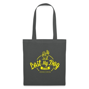 Tote Bag - Yellow 10 Year logo - Tote Bag