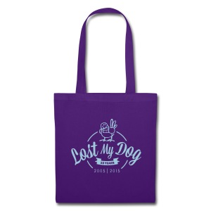 Tote Bag - Blue 10 Year logo - Tote Bag