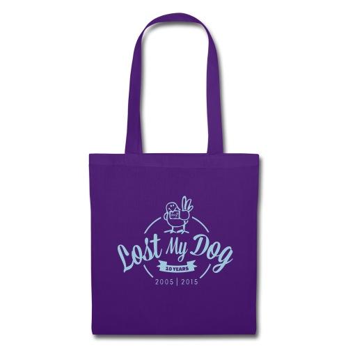 Tote Bag - Blue 10 Year logo - Tote Bag