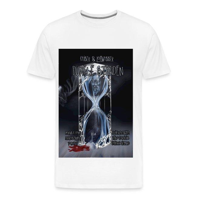 Dunkle Stunden farbig  (T-Shirt Männer)