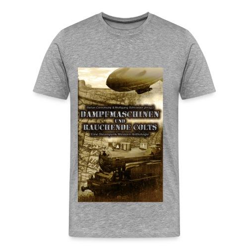 Steampunk farbig  (T-Shirt Männer) - Männer Premium T-Shirt
