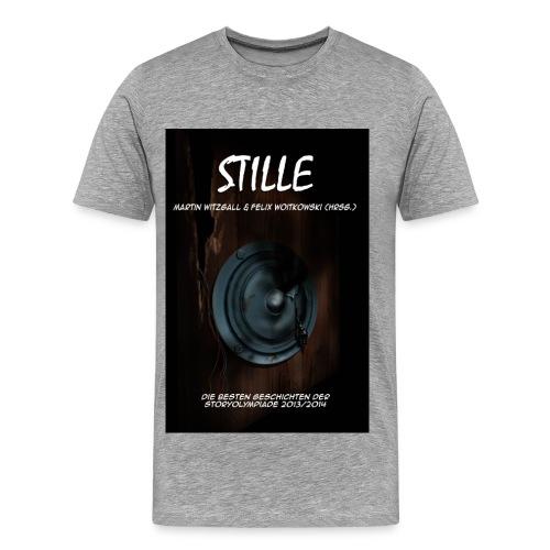 Stille farbig  (T-Shirt Männer) - Männer Premium T-Shirt