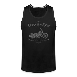 Biker Tank Top | Support Motorcycle Nation - Männer Premium Tank Top