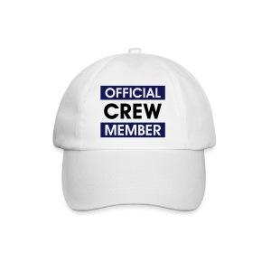 Official crew cap  - Baseballkasket