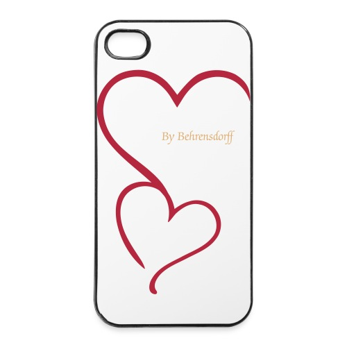 Heart by behrensdorff - iPhone 4/4s Hard Case