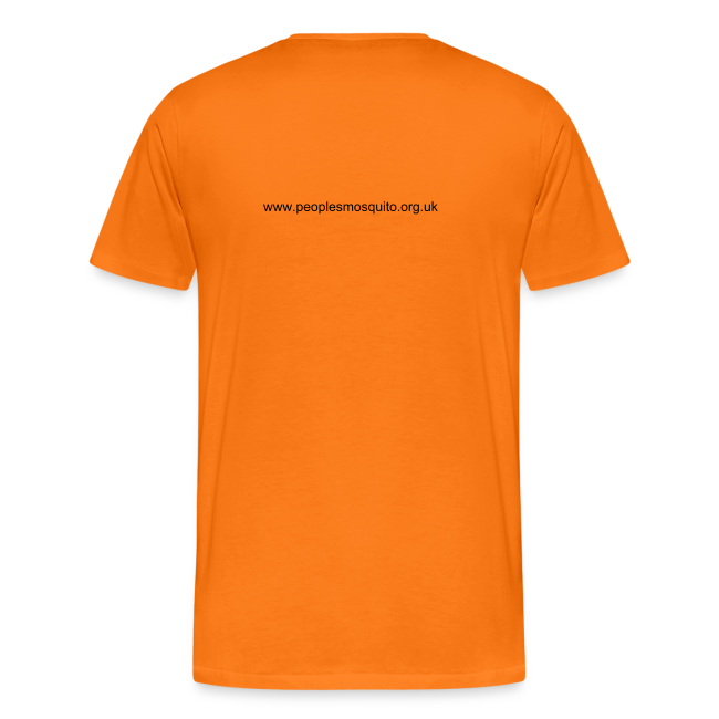 "Adult ""Grandad"" T-Shirt - Orange"