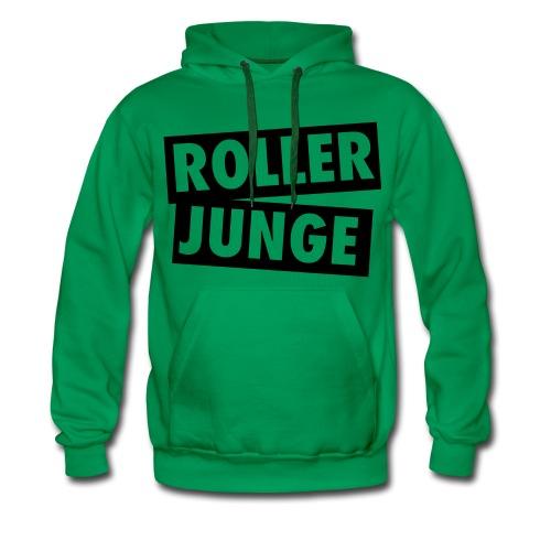 Roller JUNGE Hoody - Männer Premium Hoodie
