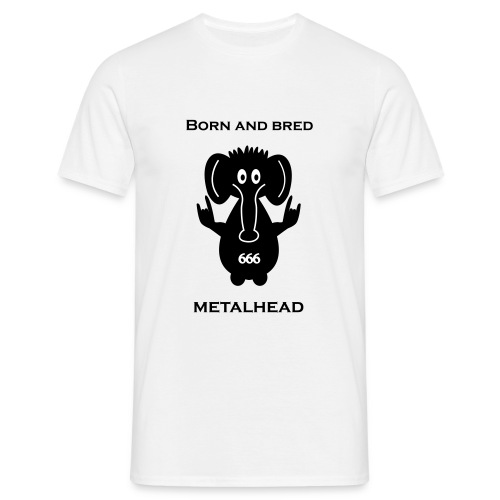 T-shirt Born and Bred - T-shirt Homme