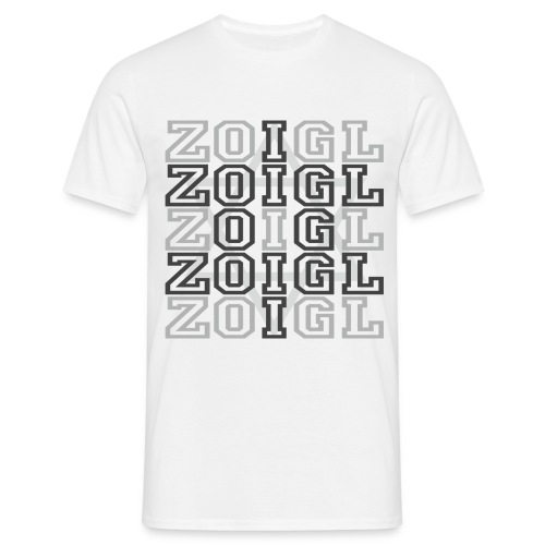 Zoigl Matrix - Männer T-Shirt