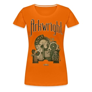 Arkwright - T-Shirt - Covermotiv - Frauen Premium T-Shirt