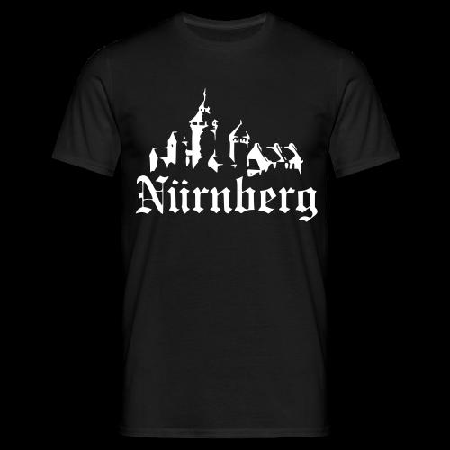 T-Shirt Nürnberg - Männer T-Shirt