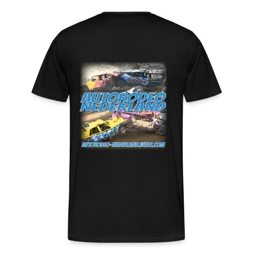 Autorodeo Nederland 1  - Mannen Premium T-shirt