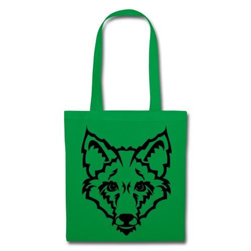 Fuchs Stofftasche - Stoffbeutel