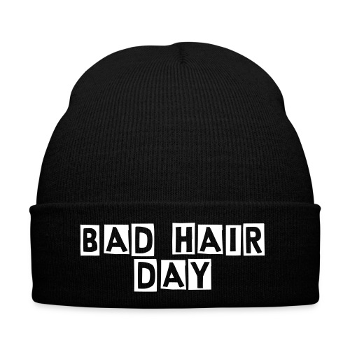 Bad Hair Day- Beanie/hat - Winter Hat