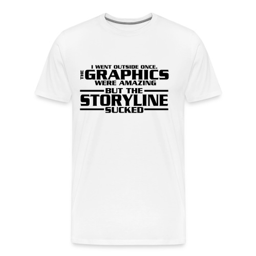 Gamer Life - Männer Premium T-Shirt