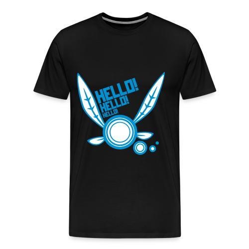 Link Navigator - Männer Premium T-Shirt
