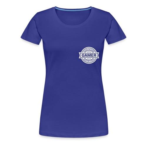 Womens Pro Gamer vBiggums - Women's Premium T-Shirt