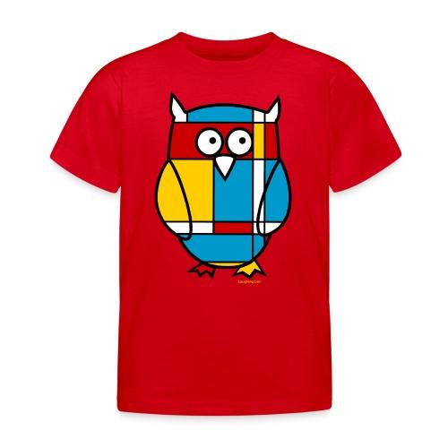 Owl Kids T-Shirt - Kids' T-Shirt