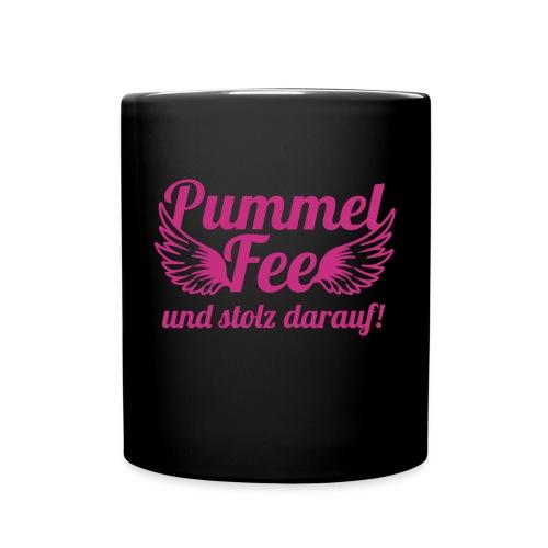 Pummelfee Tasse - Tasse einfarbig