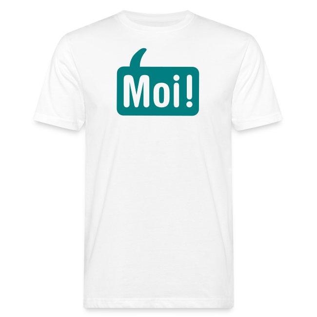 Mannen Moishirt Wit/groen