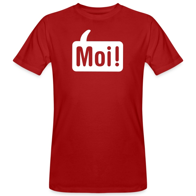 Moi Shirt Rood/Wit