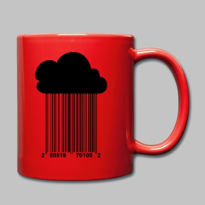 Mug Rain Code - Full Colour Mug
