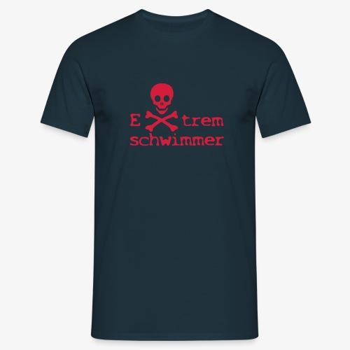 Extremschwimmer - Männer T-Shirt