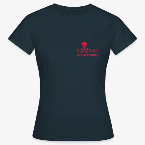 Bodenseequerung - Nothing for Swimps! - Frauen T-Shirt