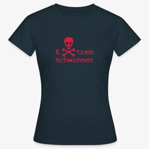 Extremschwimmer - Frauen T-Shirt