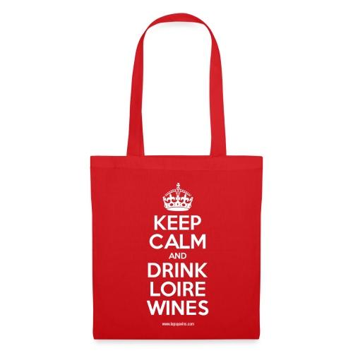 Sac Keep Calm by La Puy à Vins - Tote Bag