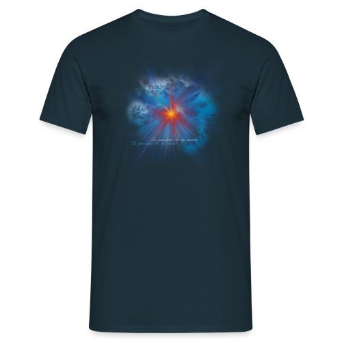 ITALODANCE La passione T-shirt - Men's T-Shirt