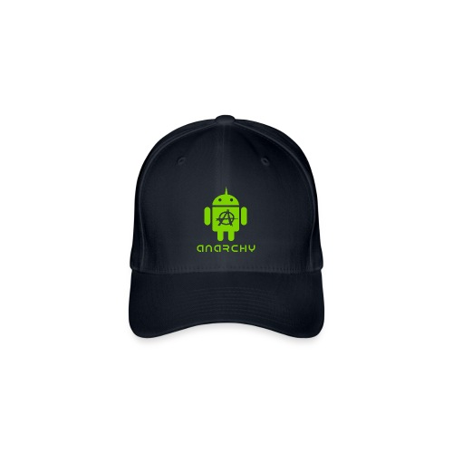 ANARCHY DROID Cap - Flexfit Baseballkappe