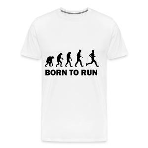 Btn-design - Mannen Premium T-shirt