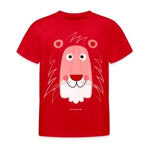 Lion Face Kids T - Kids' T-Shirt