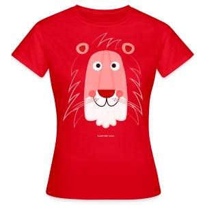 Women's Lion Face T-Shirt - Women's T-Shirt