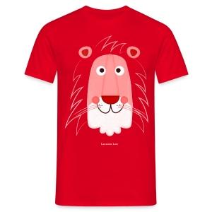 Men's Lion Face T-Shirt - Men's T-Shirt