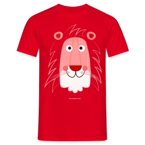 Men's Lion Face T-Shirt - Men's T-Shirt