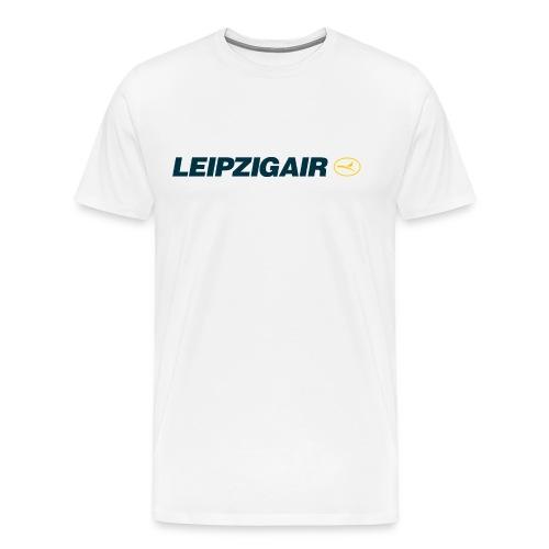 LHA Shirt großes Logo - Männer Premium T-Shirt