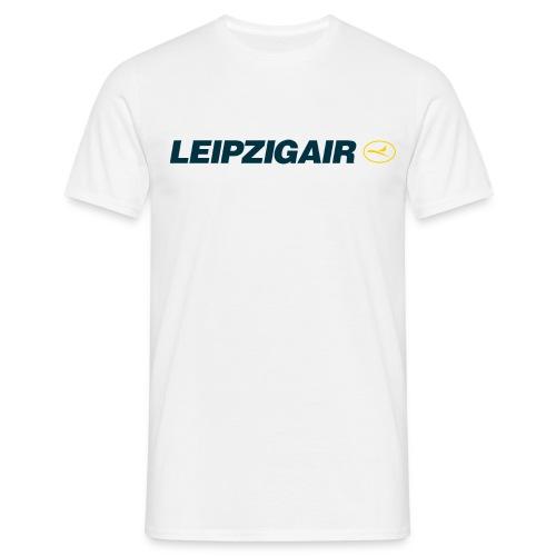 LHA Shirt großes Logo - Männer T-Shirt