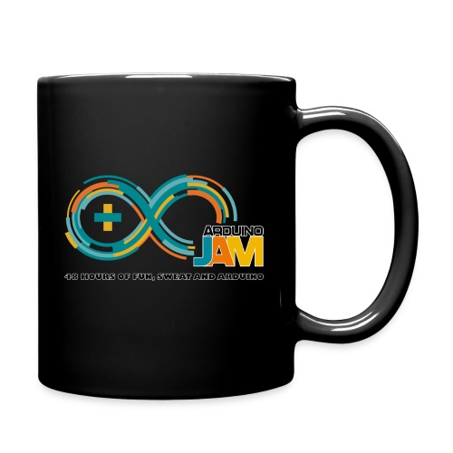 Right hand mug Arrduino-Jam - Full Colour Mug
