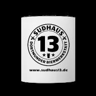 Tassen & Zubehör ~ Tasse zweifarbig ~ Tasse für Coffee (Stout)
