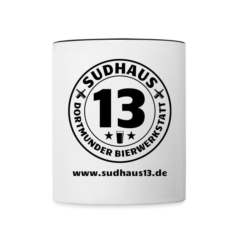 Tasse für Coffee (Stout) - Tasse zweifarbig