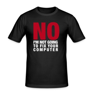 NO - slim fit T-shirt