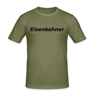 T-Shirts ~ Männer Slim Fit T-Shirt ~ Bw Siegen