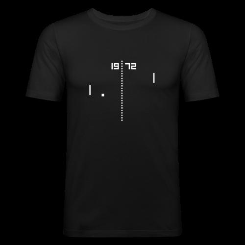 pingPong - Men's Slim Fit T-Shirt