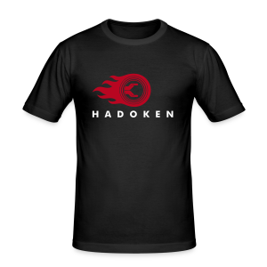Hadoken - Men's Slim Fit T-Shirt