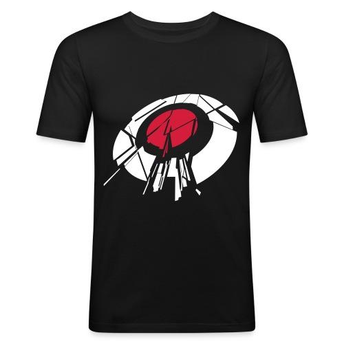 Target | Black - Men's Slim Fit T-Shirt